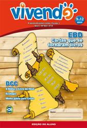 Vivendo (ALUNO) - 3º Trimestre 2014  - Distribuidora EBD