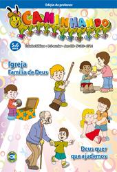 Caminhando (Professor) - 3º Trimestre 2014  - Distribuidora EBD