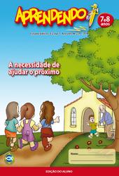 Aprendendo (ALUNO) - 3º Trimestre 2014  - Distribuidora EBD