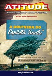 Atitude (ALUNO) - 3º Trimestre 2014  - Distribuidora EBD