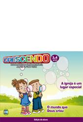 Crescendo (ALUNO) - 3º Trimestre 2014  - Distribuidora EBD