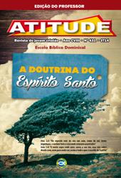 Atitude (Professor) - 3º Trimestre 2014  - Distribuidora EBD