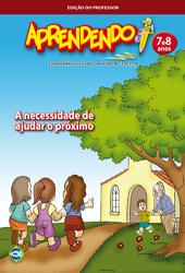 Aprendendo (Professor) - 3º Trimestre 2014  - Distribuidora EBD