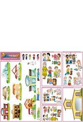 Brincando (Suplemento) - 3º Trimestre 2014  - Distribuidora EBD