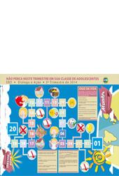 Diálogo e Ação (Suplemento) - 3º Trimestre 2014  - Distribuidora EBD