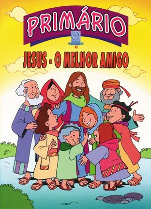 08 - Jesus o melhor amigo (ALUNO)  - Distribuidora EBD