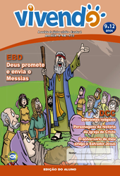 Vivendo (ALUNO) - 4º Trimestre 2013  - Distribuidora EBD