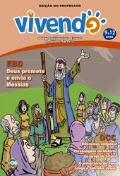 Vivendo (Professor) - 4º Trimestre 2013  - Distribuidora EBD
