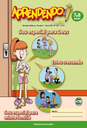 Aprendendo (ALUNO) - 1º Trimestre 2014  - Distribuidora EBD