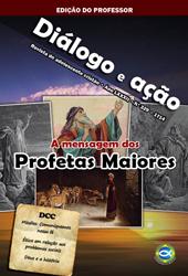 Diálogo e Ação (Professor) - 1º Trimestre 2014  - Distribuidora EBD