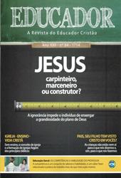 Educador - 1º Trimestre 2014  - Distribuidora EBD