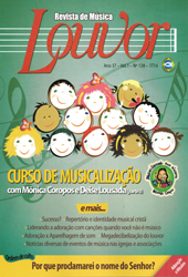 Louvor - 1º Trimestre 2014  - Distribuidora EBD