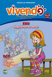 Vivendo (Professor) - 1º Trimestre 2014  - Distribuidora EBD