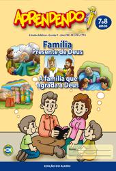 Aprendendo (ALUNO) - 2º Trimestre 2014  - Distribuidora EBD