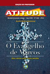Atitude (Professor) - 2º Trimestre 2014  - Distribuidora EBD