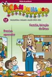 Caminhando (Professor) - 2º Trimestre 2014  - Distribuidora EBD