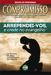 Compromisso (Professor) - 2º Trimestre 2014  - Distribuidora EBD