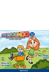 Crescendo (ALUNO) - 2º Trimestre 2014  - Distribuidora EBD