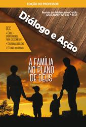 Diálogo e Ação (Professor) - 2º Trimestre 2014  - Distribuidora EBD