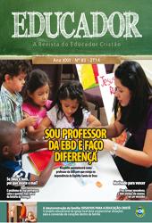 Educador - 2º Trimestre 2014  - Distribuidora EBD