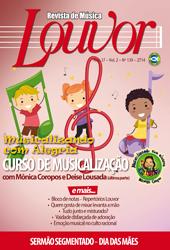 Louvor - 2º Trimestre 2014  - Distribuidora EBD