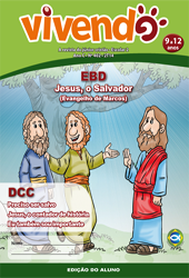 Vivendo (ALUNO) - 2º Trimestre 2014  - Distribuidora EBD