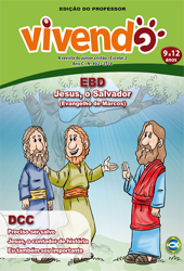 Vivendo (Professor) - 2º Trimestre 2014  - Distribuidora EBD