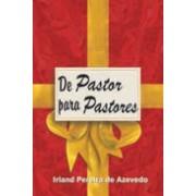 De pastor para pastores