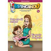 Brincando (Professor) - 3º Trimestre 2014