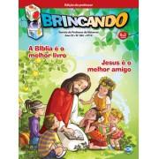 Brincando (Professor) - 4� Trimestre 2014