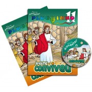 11 - Jesus conviveu (KIT PROF)