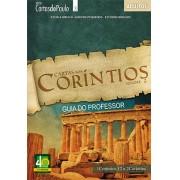 Cartas aos Coríntios - VOL 2 (PROFESSOR)