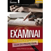 Examinai as Escrituras (PROFESSOR)