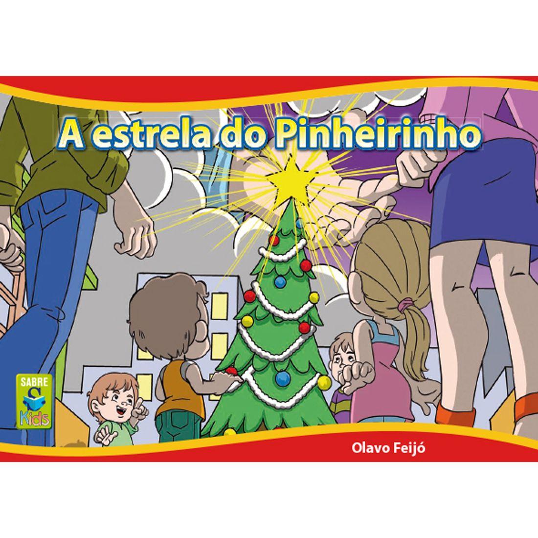 A estrela do Pinheirinho  - Distribuidora EBD