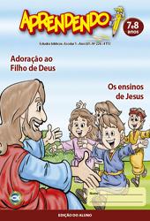 Aprendendo (ALUNO) - 4º Trimestre 2013  - Distribuidora EBD