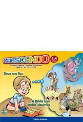 Crescendo (ALUNO) - 4º Trimestre 2013  - Distribuidora EBD