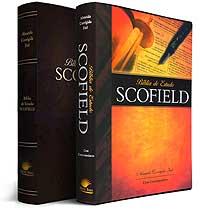 Bíblia de Estudo Scofield  - Distribuidora EBD