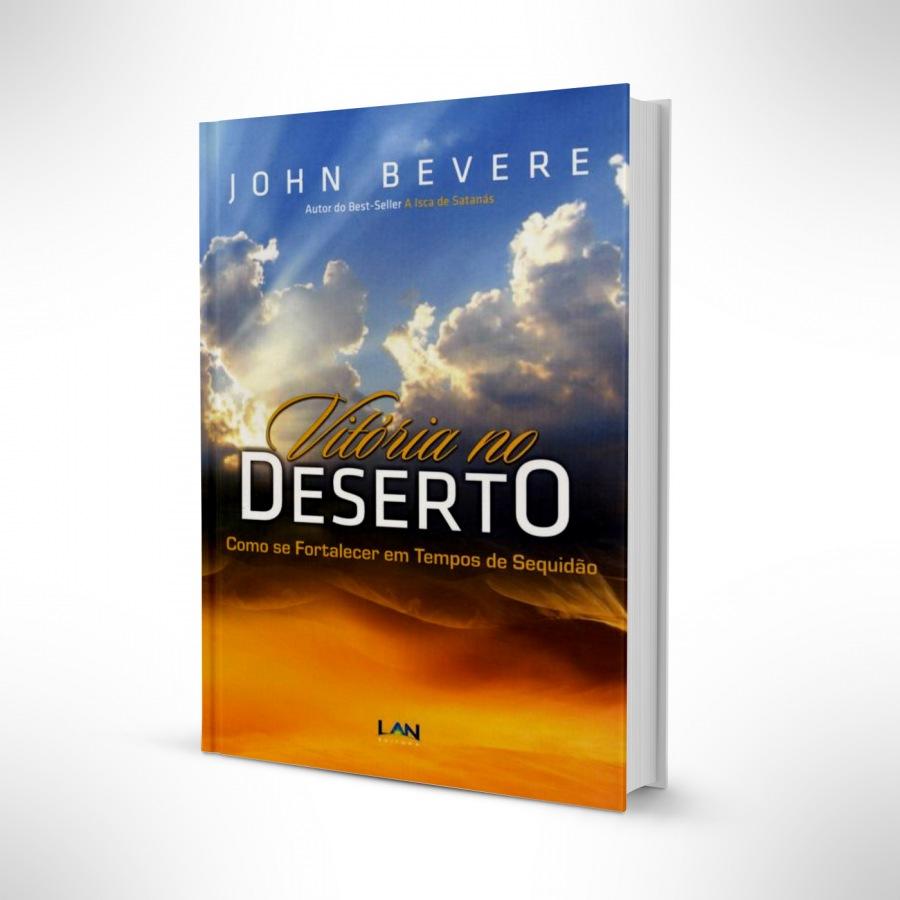 Vitória no deserto  - Distribuidora EBD