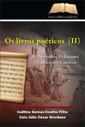 Os livros poéticos (II)  - Distribuidora EBD