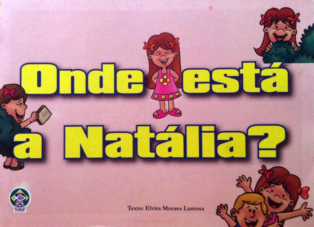 Onde está a Natália?  - Distribuidora EBD