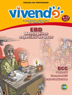 Vivendo (Professor) - 4º Trimestre 2014  - Distribuidora EBD