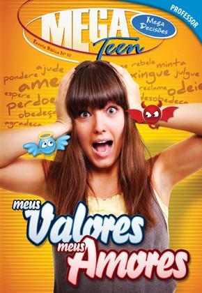 10 - Meus valores, meus amores (PROFESSOR)  - Distribuidora EBD