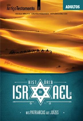História de Israel Vol. 1 (ALUNO)  - Distribuidora EBD