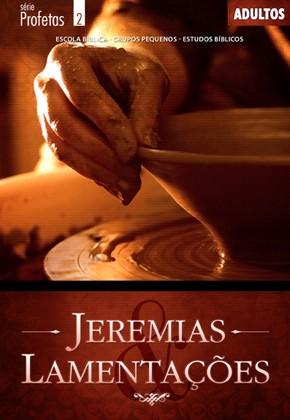 Jeremias e Lamentações (ALUNO)  - Distribuidora EBD