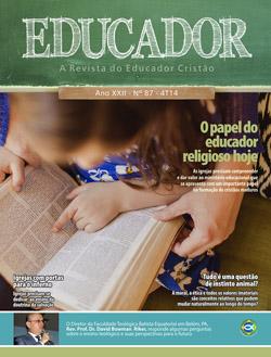 Educador - 4º Trimestre 2014  - Distribuidora EBD