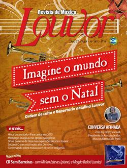 Louvor - 4º Trimestre 2014  - Distribuidora EBD