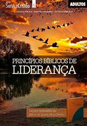 Princípios bíblicos de liderança (ALUNO)  - Distribuidora EBD