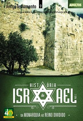 História de Israel Vol. 2 (ALUNO)  - Distribuidora EBD