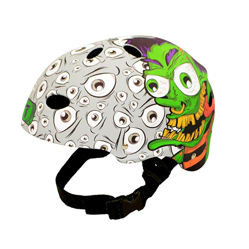 CAPACETE CRAZY EYES DM-206