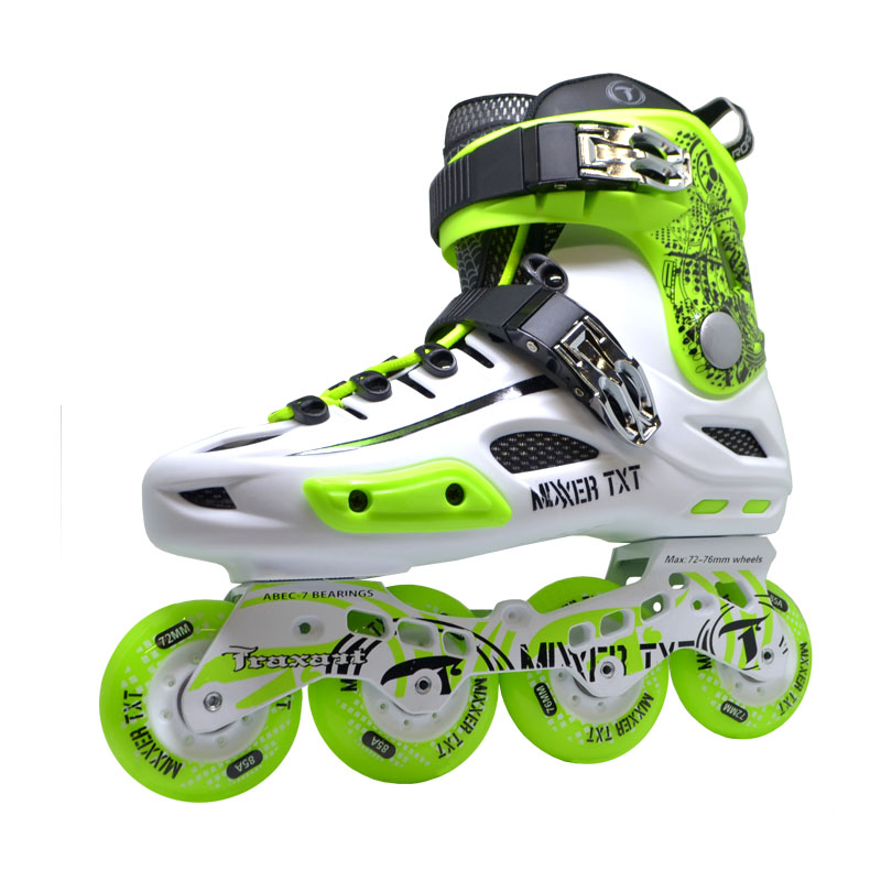 Patins Freestyle Traxart Mixxer - Branco